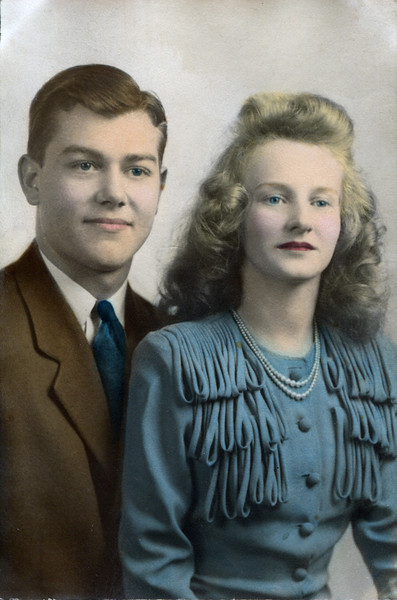 John and Catherine Grice (Nelson's grandparents)