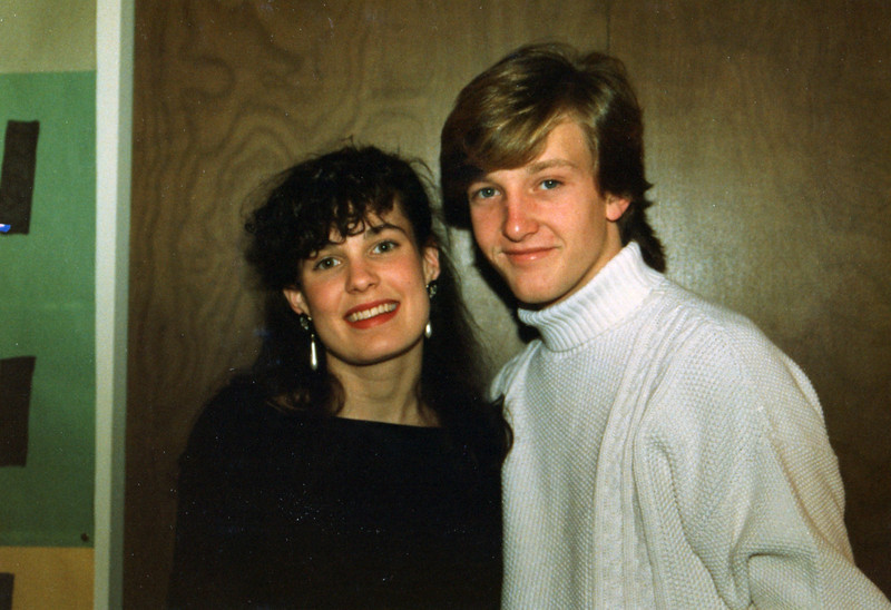 Nelson and Ann - 1987