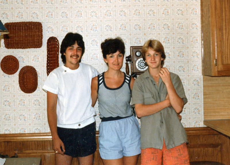 Johnny, Mimi and Nelson - 1985