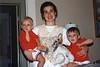 Ann, Jonah and Seth - 1995