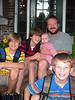 Seth, Jonah, JanieCate, Nelson and Benjamin