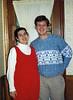 Ann and Nelson - November, 1992