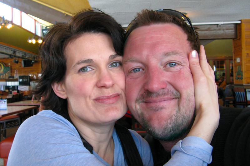 Ann and Nelson - Breckenridge: March, 2008