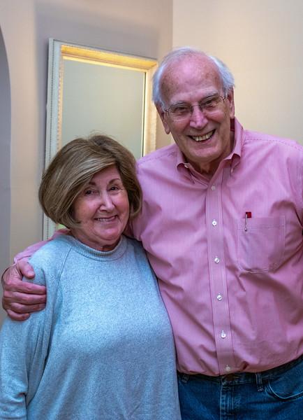 Martha & Tom
