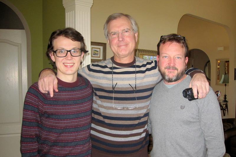 Jonah, Pop & Nelson