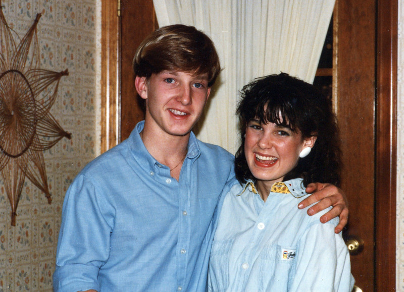 Nelson and Ann - 1989