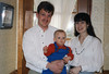 Nelson, Ann and Jonah - 1994