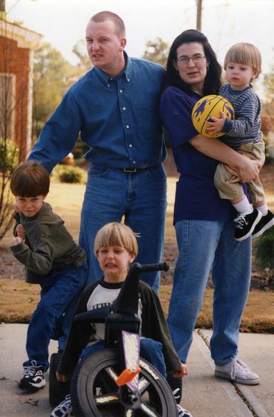 The Grices - Atlanta, GA: 1999