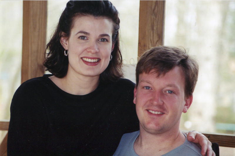 Nelson and Ann - 2001