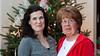 Ann & Judy<br /> Christmas 2012