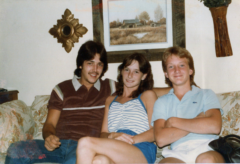 Johnny, Tammy and Nelson