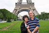 Terry and Janie in Paris - 2008