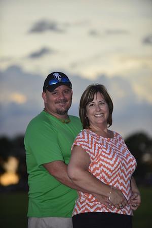 Steve and Katrina