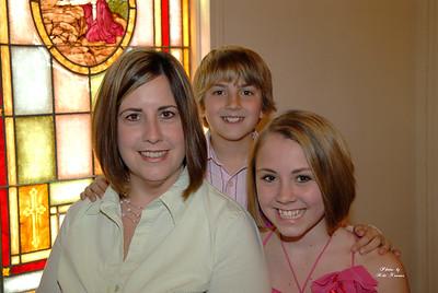 Katrina, Joseph & Rachel Kate