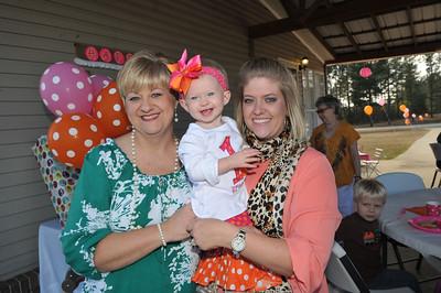 Paula, Brooklyn and Candy