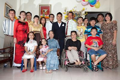 Tet Canh Dan 2010 - My Family