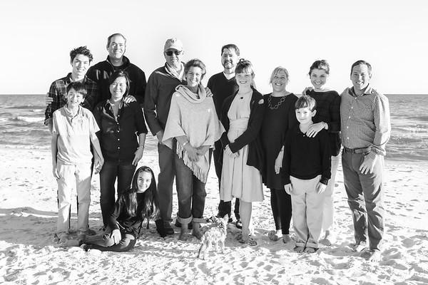 Tew Family Beach Photos
