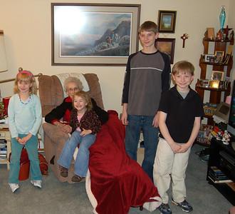 Texas Christmas 2008