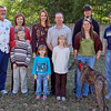 Tony & Karyn, Garrison, Cindy & Greg Roller, Justyne and Isabella, Aaryn & Grace and Alex