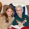 Rachel Warfield with Mom