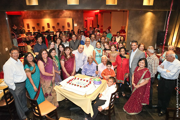 Thakor's 75th Birthday