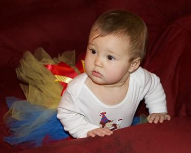 Thalia's 1st Birthday