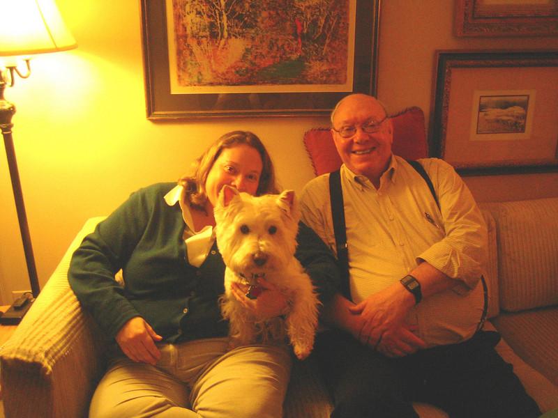 Amy, Gus, Arthur