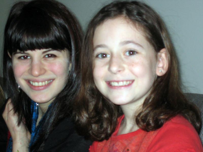 Amelia and May