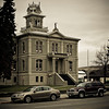 Columbia County Courthouse.