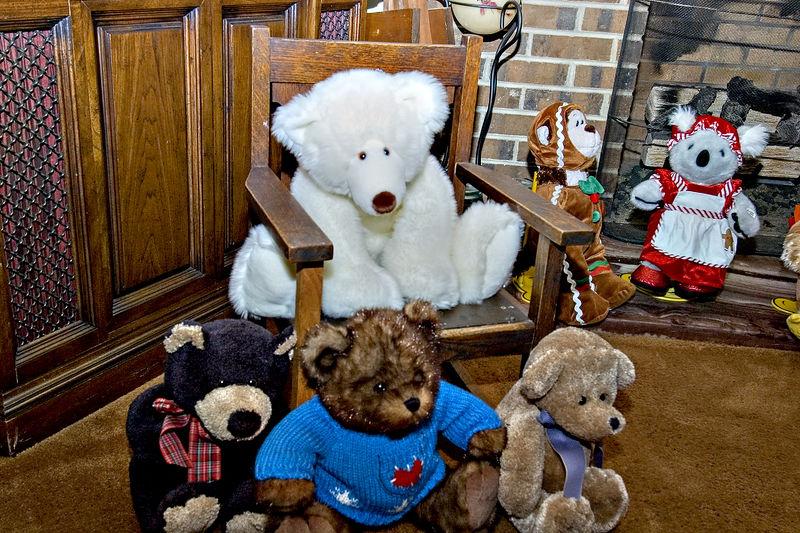 Pat's bears