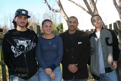 Sefan, Noelle, Bobby Jr. & Tristin