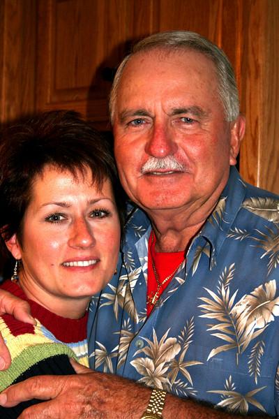 Jenn and Dad at Jenn's