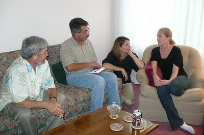 Joey, John, & Emily listen to Ari