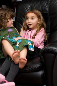 Haley and Arayana.