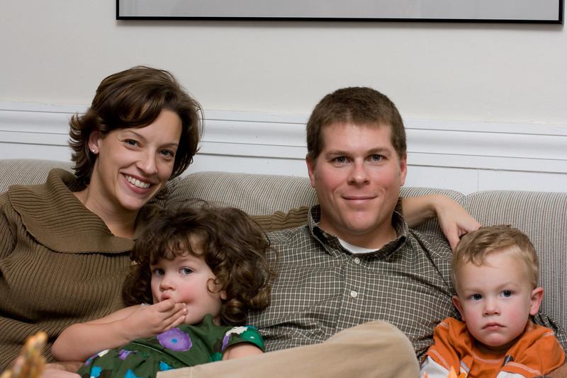 Deedee, Brian, Haley and Tyler.
