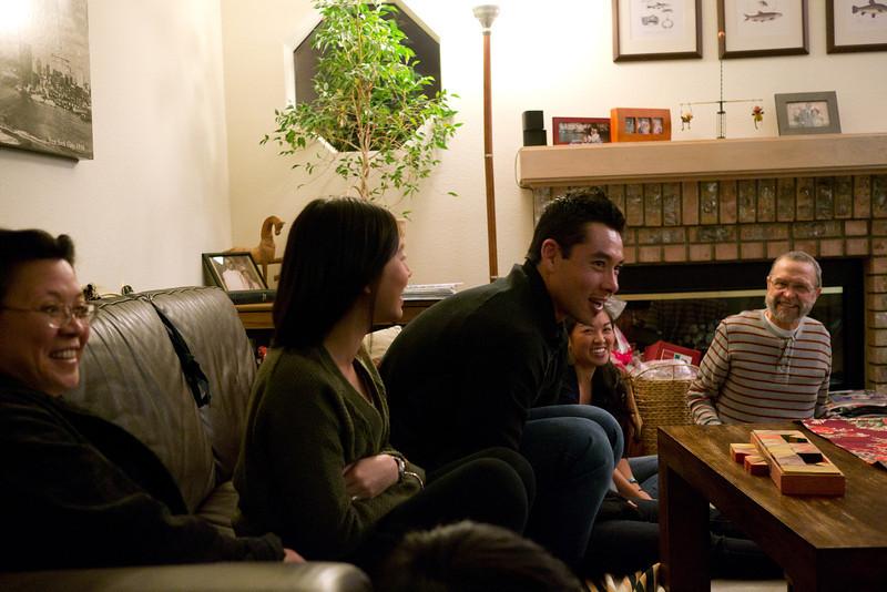 Jennifer's boyfriend Jeff is in the hot seat