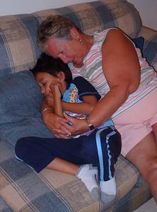 Nap time in Hernando