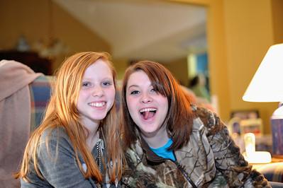 Delaney & Katherine