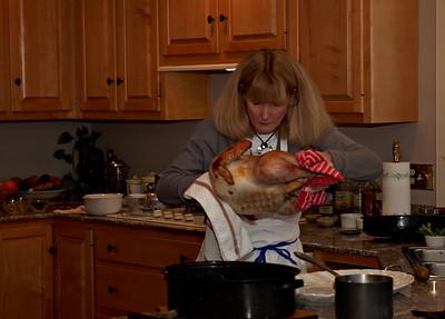 2014--Vegetarians, avert your eyes.  CV 90/3.5, flash