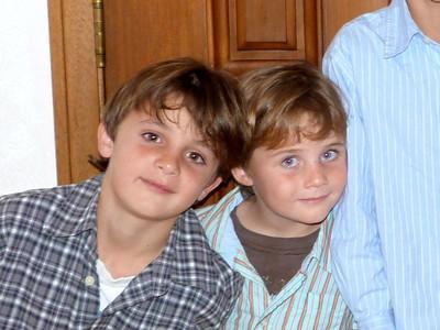 Marty & Luke