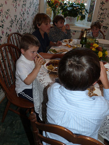 The Kids' Table!