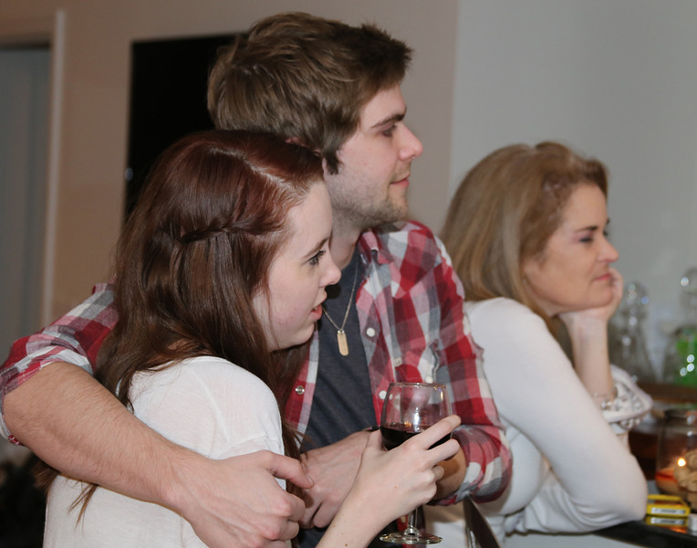 Delaney, Harrison and Leanne