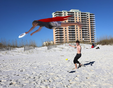 Kaleb flys by,  all photoshop