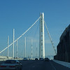 Kelli drove us over the new bay bridge.  :)