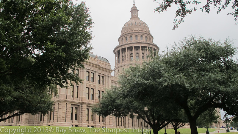 Visit to Texas State Capitol