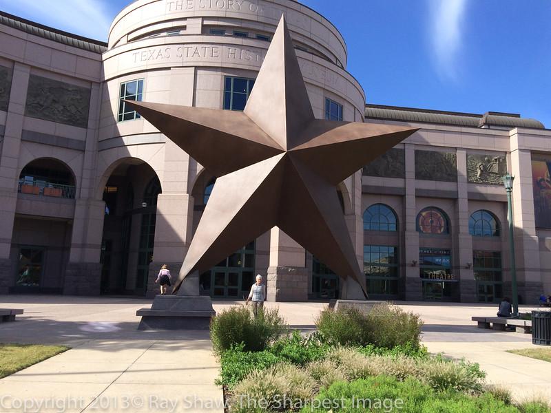 Bullock Texas History Museum