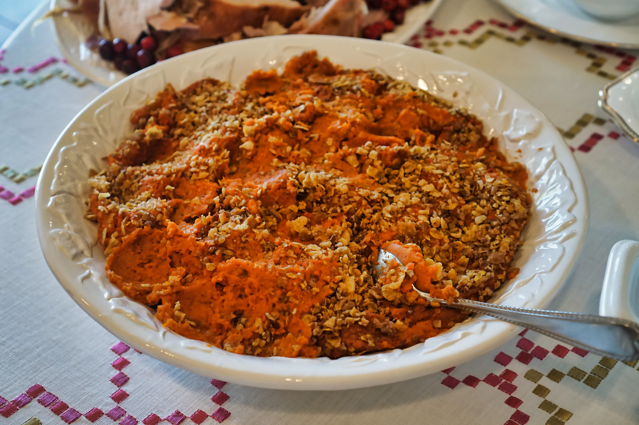 Carrot Side Dish