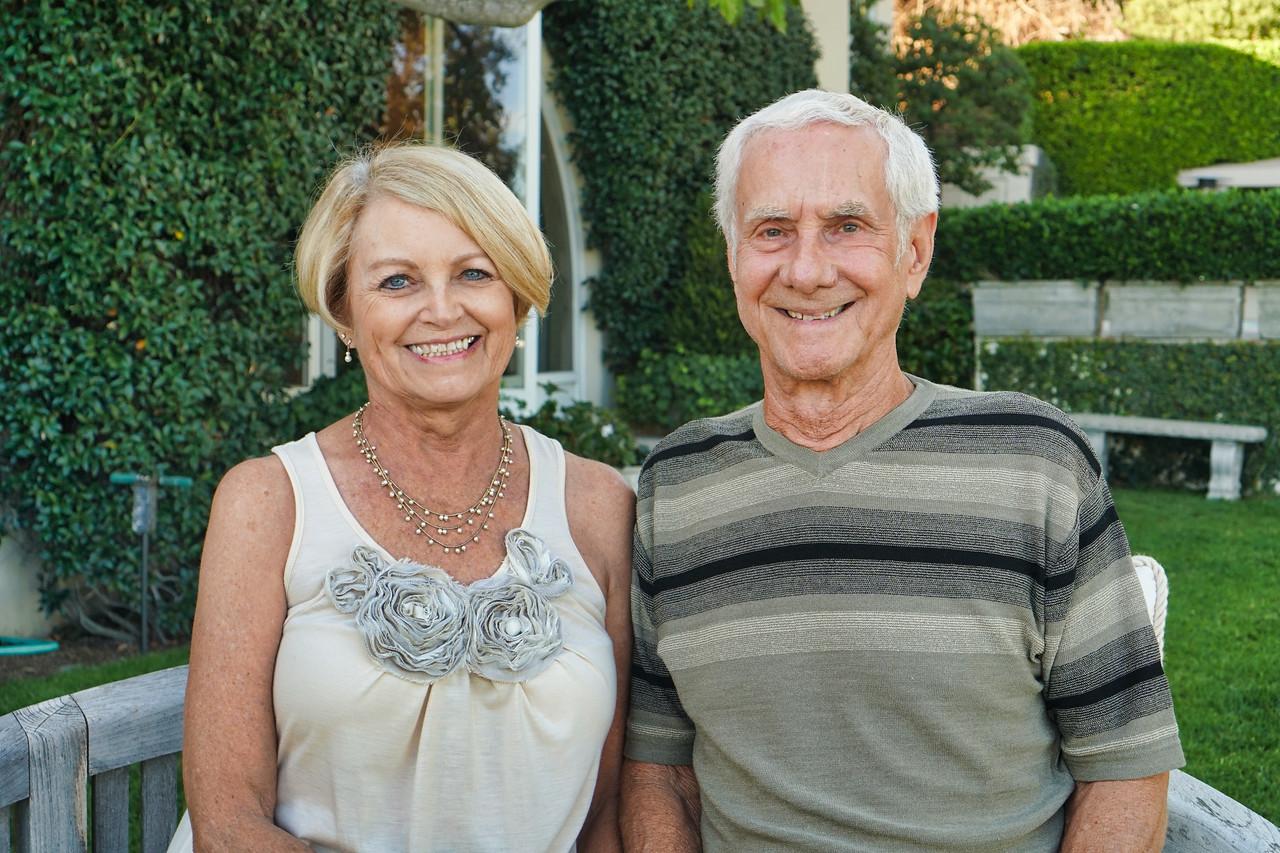 Linda and Fred