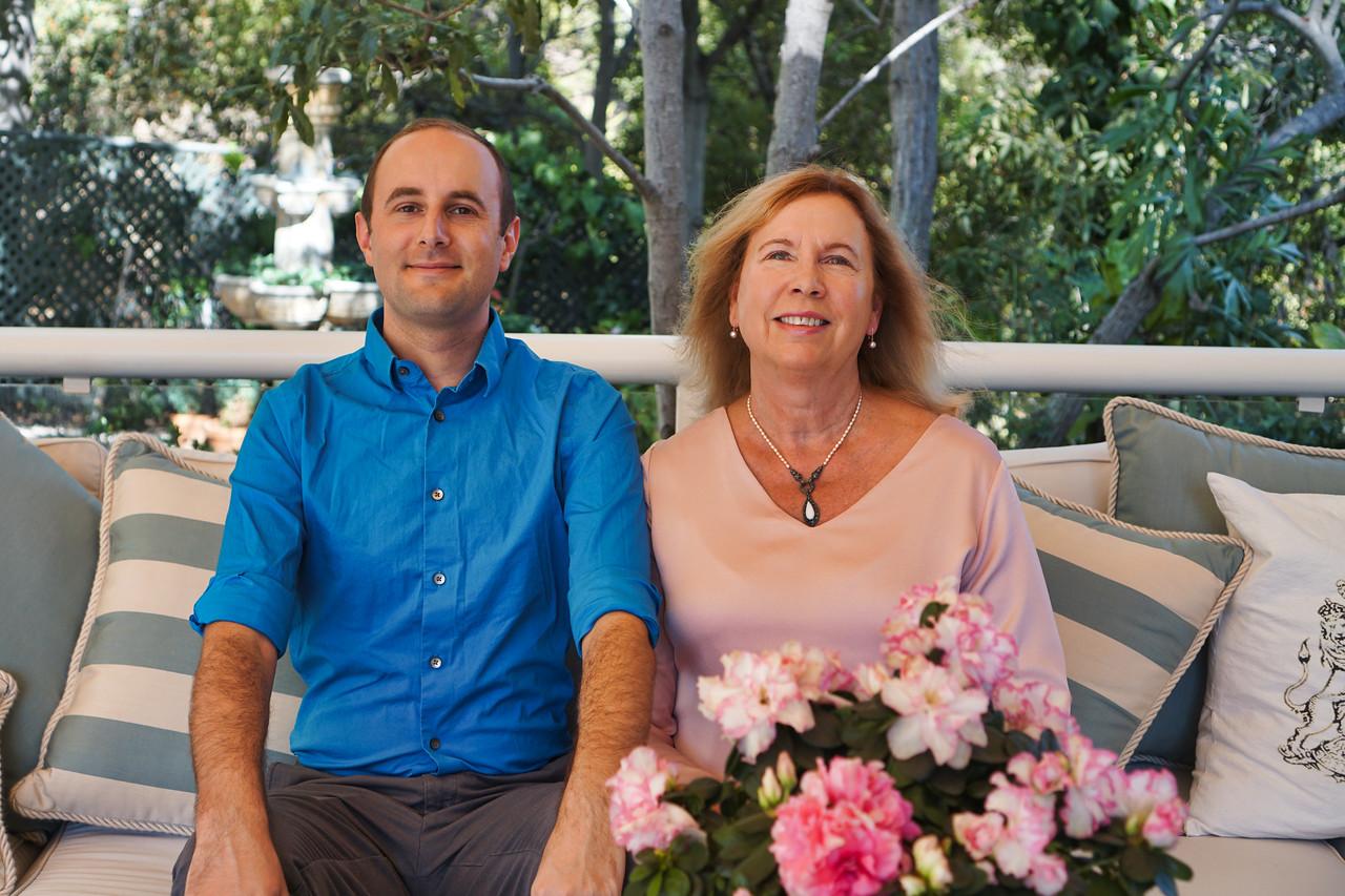 Jeff and Debra