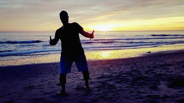 Beach bro
